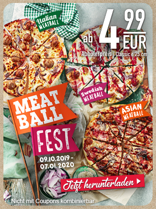 Aktion – Meat Ball Fest